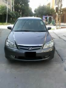 Used Honda For Sale Used Honda Civic Vti 2004 Car For Sale Price In Lahore