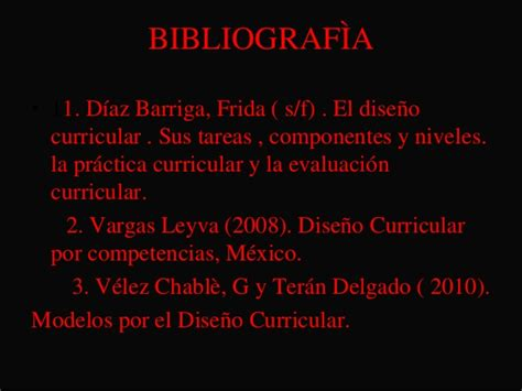 Diseño Curricular Por Competencias Vargas Dise 241 O Curricular Por Competencias Gisell Ortega