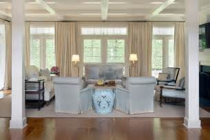 nantucket style living room nantucket lincoln road style living room boston by annsley interiors