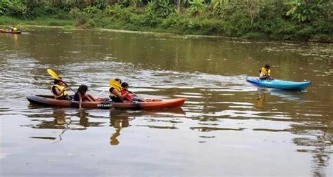 electric boat kings highway adventure sports water sports kayaking in sakleshpur
