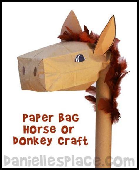 paper bag donkey pattern 1000 images about palm sunday on pinterest crafts