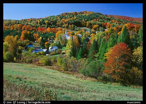villages in usa picture photo east topsham village in the fall vermont