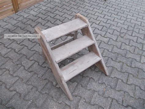 kleine treppe alte kleine holz treppe hilfstreppe