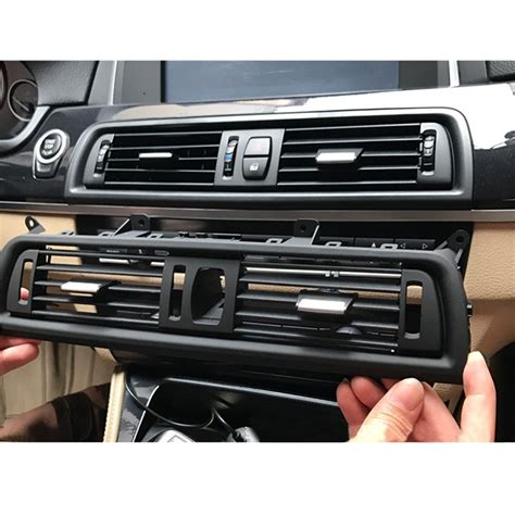 car front dash panel center fresh air outlet vent grille