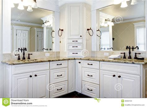 large white bathroom cabinet luxury large white master bathroom cabinets with double