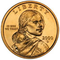 value of 2000 d sacagawea dollar we are rare coin buyers