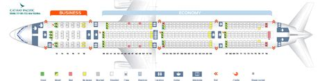77w seat map cathay pacific aircraft 77w seat map the best and