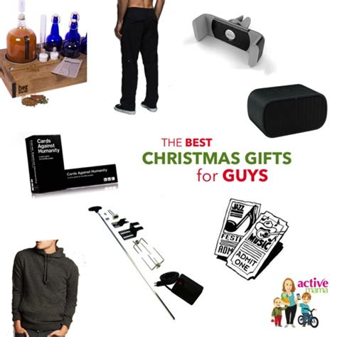 the best christmas gifts for men active mama