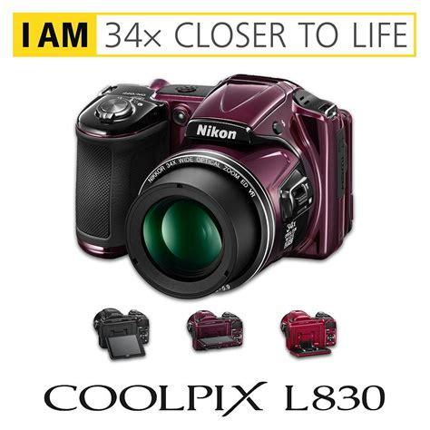 Kamera Nikon L830 nikon coolpix l830 digitalkamera kamera fotoapparat