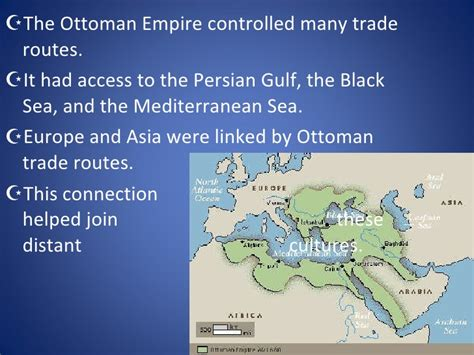 ottoman empire trade routes middle east ottoman empire