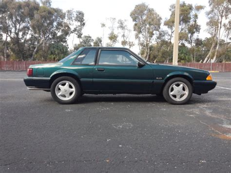 92 ford mustang lx 1992 mustang lx coupe sedan