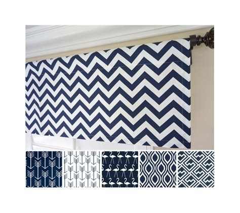navy blue valance curtains navy blue valance curtain kitchen valance curtains navy