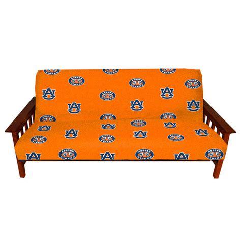 college futon covers auburn university futon cover dcg stores