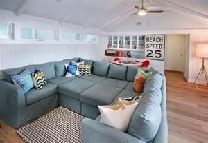 Big Comfy Chair Design Ideas Pit Sectional Cottage Living Room Natalie Umbert