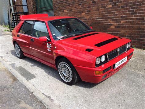 Lancia Evo 187 1993 Lancia Delta Integrale Evo Ii