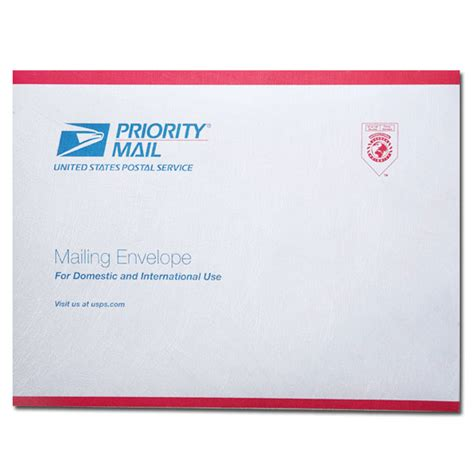 Us Post Office Priority Mail by Usps Priority Mail Upgrade Envelope