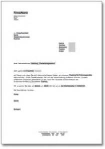 Musterbrief Einladung Tagung Best 228 Tigung Einer Seminarteilnahme De Musterbrief