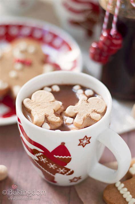 frozen gingerbread hot chocolate homemade gingerbread hot chocolate smoothies and other