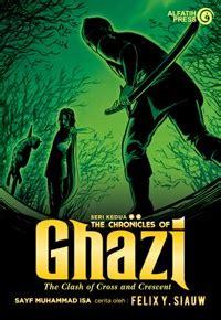 The Chronicle Of Ghazi 2 Sejarah Drakula 2 threez s stacks the chronicles of ghazi seri 2