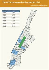 manhattan zip code map suddenly there s a controversy about the most expensive zip code in america business insider