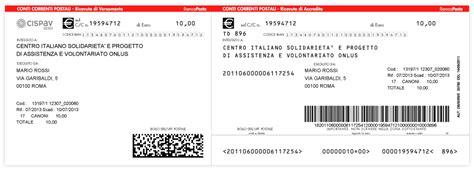 codice identificativo ufficio postale sta bollettini postali fatture bollette mav eiteam scs
