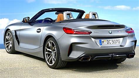 2020 bmw z4 m roadster 2019 bmw z4 m40i roadster more turbos more power no