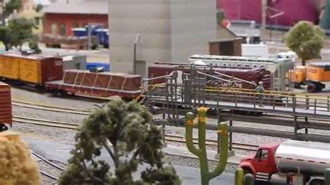 model railroader video layout tour alvin s ho scale model railroad layout tour canadian