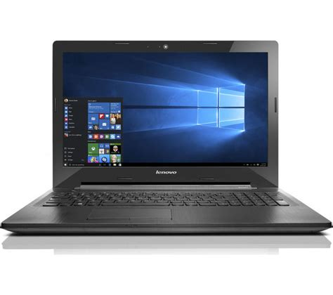 Laptop Lenovo 15 buy lenovo g50 15 6 quot laptop silver free delivery currys