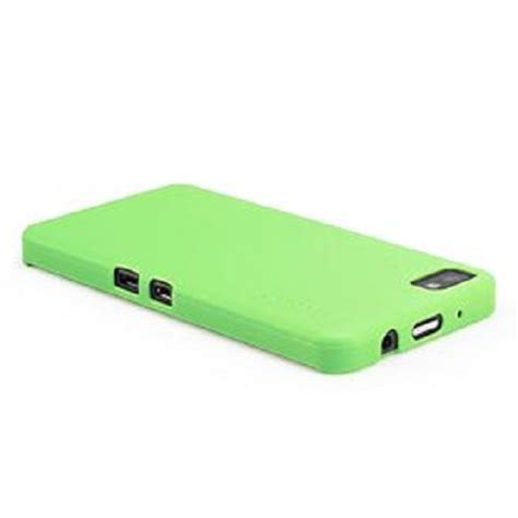 Casing Hp Blackberry Z10 These Pok Mon Go Posters X4687 jual capdase soft jacket for bb z10 sjbbz10 p2y6 bb solid green murah bhinneka