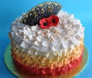 spanischer kuchen themed wedding cakes hubpages
