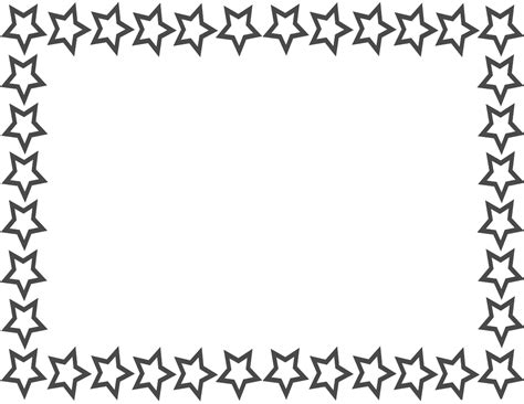 cornici diplomi da stare border page navy page frames star border