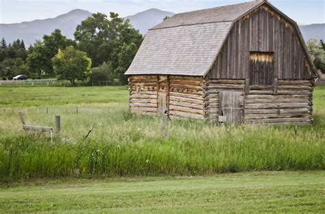 Two Story Barn House by File Tinsley Living Farm Barn Museum Of The Rockies