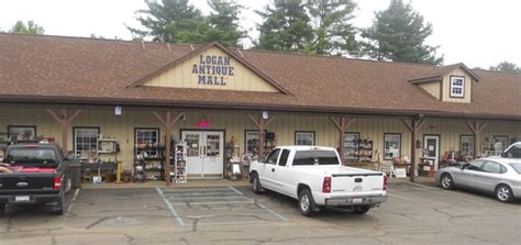 Store Cabin Mall by Shopping In Logan Ohio The Chalets