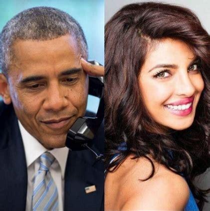 priyanka chopra to attend white house correspondents barack obama invites priyanka chopra for white house