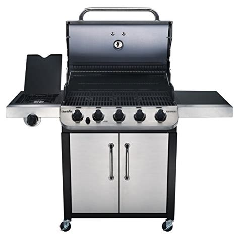 char broil performance 550 5 burner cabinet gas grill outdoor grills by char broil char broil performance 550 5 burner cabinet liquid propane gas grill gas barbeque