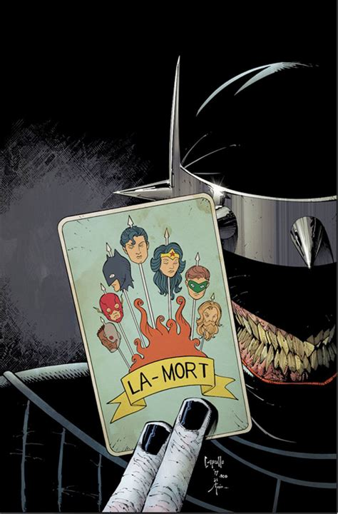 batman the who laughs the batman who laughs s annonce en images dcplanet fr