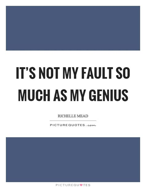 fault quotes fault sayings fault picture quotes