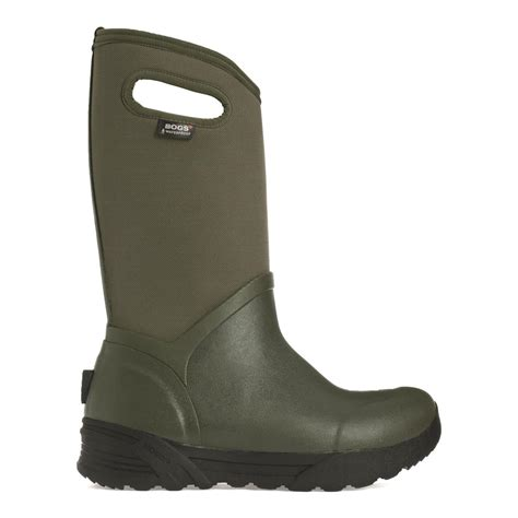mens winter rubber boots bogs s bozeman winter insulated rubber boots 677834