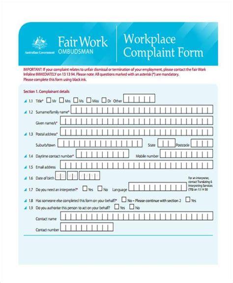 Evaluation Complaint Letter unfair evaluation letter 28 images how to write a