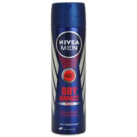 Nivea Deodorant nivea impact deodorant spray notino co uk