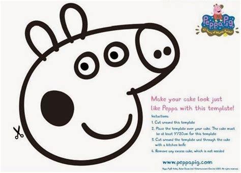 peppa pig  printable party mini kit   peppa