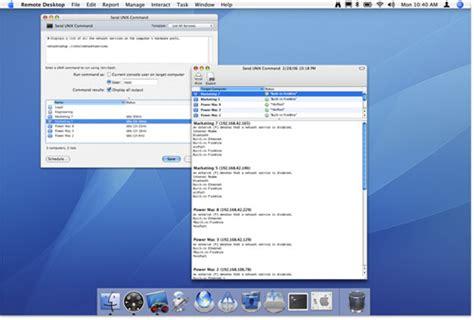 apple remote desktop apple remote desktop 3 remote administration