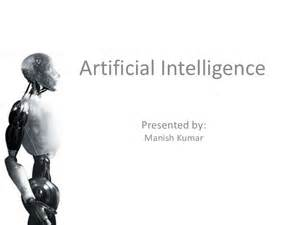 artificial intelligence a seminar on emerging trends of