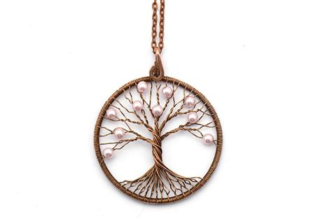 tree of pendant tree of necklace family tree
