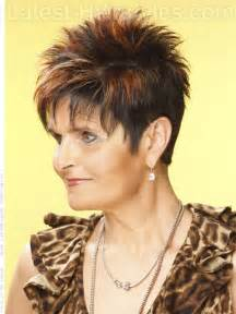 spikey hairstyles for 60s spiked hair cuts for women over 50 hairstyles for women