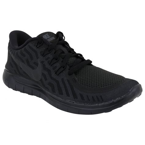 Nike Performance Free 5 0 888 by Nike Free 5 0 S Shoes Black Anthracite Black