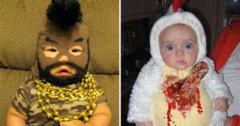 imagenes raras de halloween padres que disfrazaron a sus hijos para halloween de una
