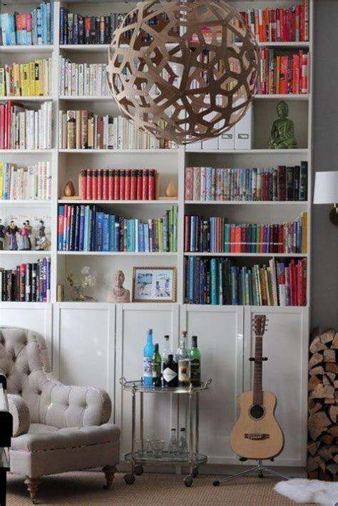 54 ikea billy bookcase hacks comfydwelling