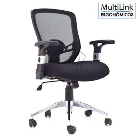 silla ergonomica para oficina silla ergon 243 mica stay prime bloqueos ref sb32 multilink