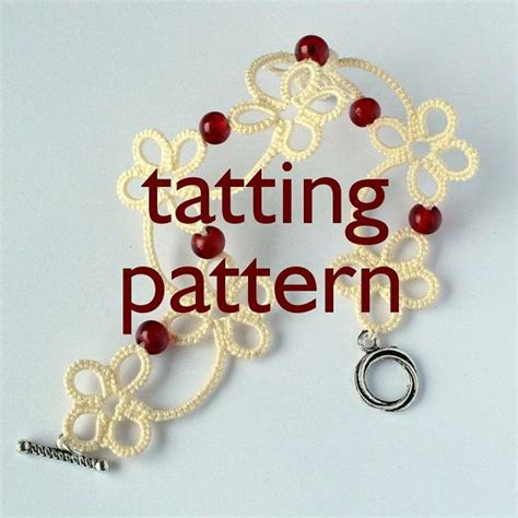 etsy tatting pattern 18 best images about tatting patterns on pinterest trees